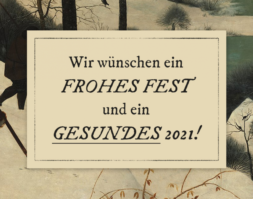Banner Frohes Fest 2020